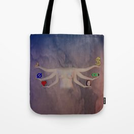 what matters most? Tote Bag