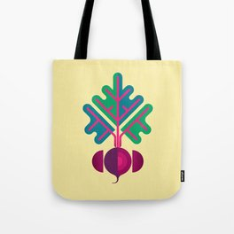 Vegetable: Beetroot Tote Bag