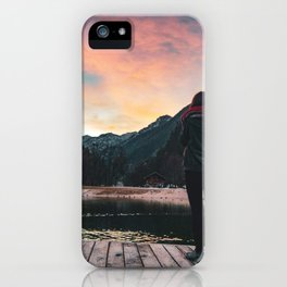 Kranjska Gora, Slovenia iPhone Case