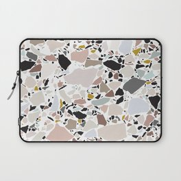 Terrazzo Pattern II. Laptop Sleeve