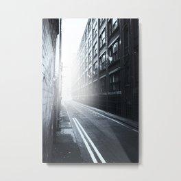 Inner City Blues Metal Print