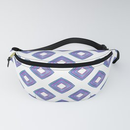 Purple Play Fanny Pack