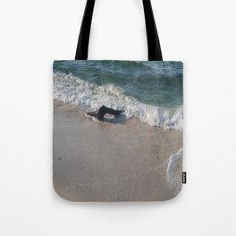 Gulf Drift Wood Tote Bag