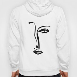 Face of Matisse Hoody