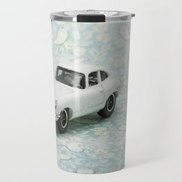 Vintage 1961 Jaguar Type E Matchbox Travel Mug