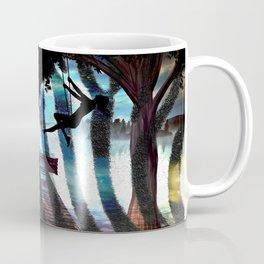 Through The Cracks Coffee Mug