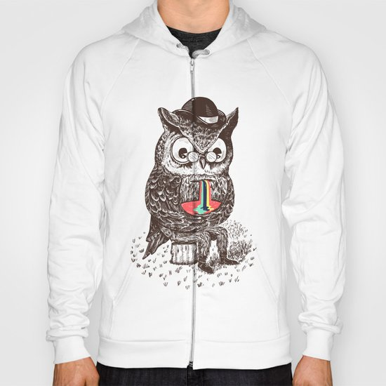 Strange Owl Hoody
