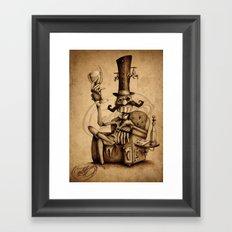 #13 Framed Art Print