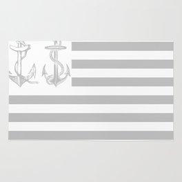 Anchor Nation Rug