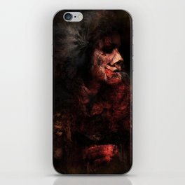 Red Chief iPhone Skin