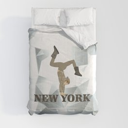 Gymnastics New York Comforters