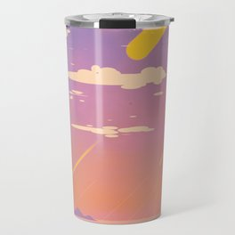 Full of Sky Travel Mug