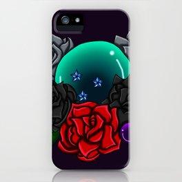 June Birthstone Dragonball #3 iPhone Case