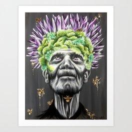 Martin Art Print