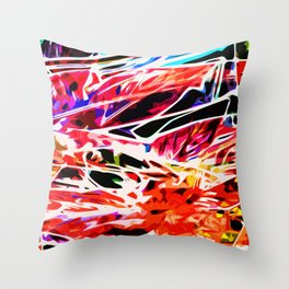Anger is an Energy Throw Pillow