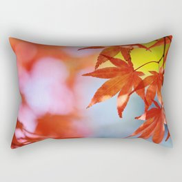 Autumn blush Rectangular Pillow