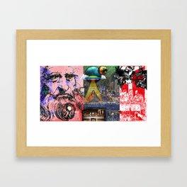 The Rebirth of DaVinci Framed Art Print