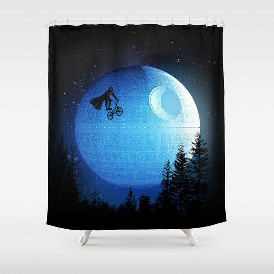 Let's have fun Shower Curtain