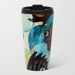 Being someone else - for a while Travel Mug