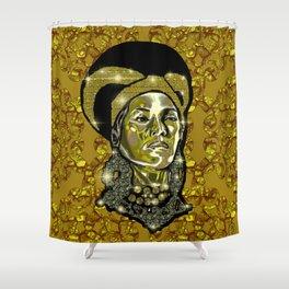 Queen Bey. (2018) Shower Curtain
