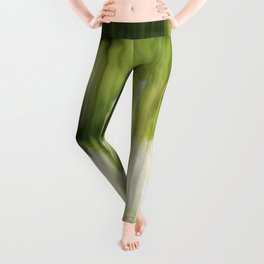 Green Hue Realm Leggings