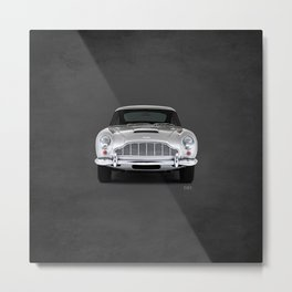 The 1965 DB5 Metal Print