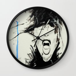 Girls are fantastic Wall Clock