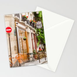 On Ile Saint-Louis Stationery Cards
