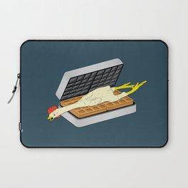 Rubber Chicken & Waffles Laptop Sleeve