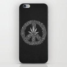 Green Peace iPhone & iPod Skin