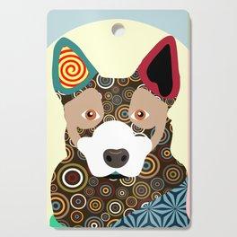 Australian Cattle Dog Cutting Board