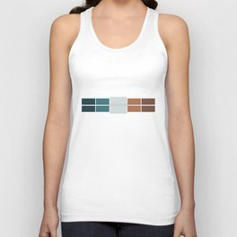 Color Scheme 1 Unisex Tank Top