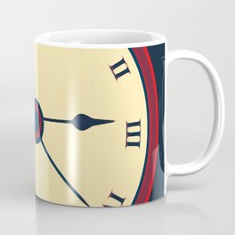 Trying to stop time Coffee Mug