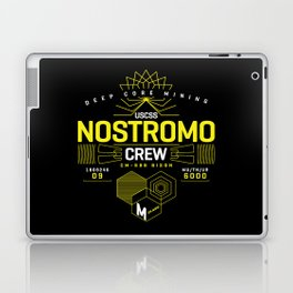 Nostromo Crew - Aliens Ripley Spaceship Laptop & iPad Skin