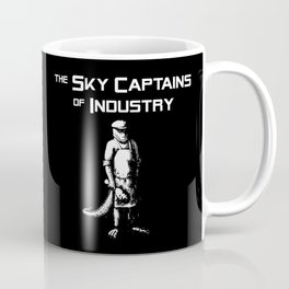 Rocket City Mutant Alligator Coffee Mug