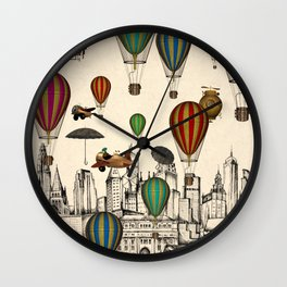 Vintage Old City Wall Clock