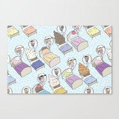 Ice Cream Dream Canvas Print