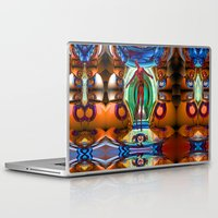 pain Laptop & iPad Skins featuring Pain by Robin Curtiss