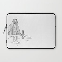 San Francisco, California Laptop Sleeve