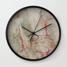 Paperbark Wall Clock