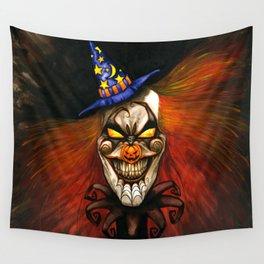 HALcLOWnEEN Wall Tapestry