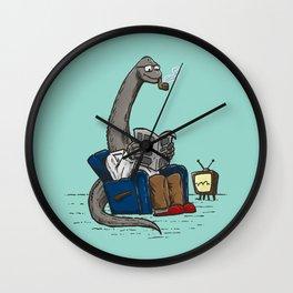 The Dadasaurus Wall Clock