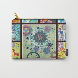 all zodiacs Carry-All Pouch
