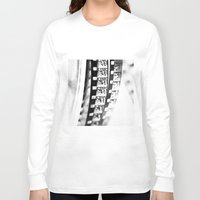 film Long Sleeve T-shirts featuring film by Ingrid Beddoes