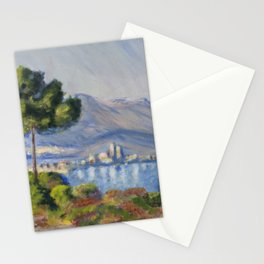 Study of Monet's Work Stationery Cards