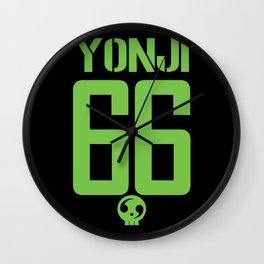 Yonji Germa 66 Wall Clock