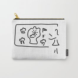 weather forecast weather tv Carry-All Pouch