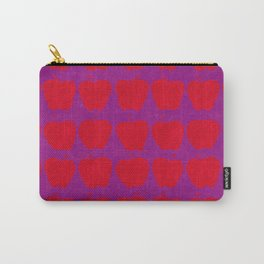 9 Apples (Purple) Carry-All Pouch