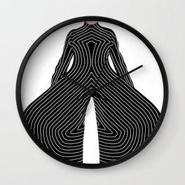 Bowie Kansai Yamamoto Wall Clock