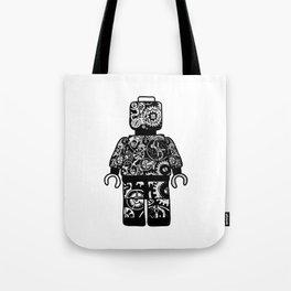 leggo man #2 Tote Bag